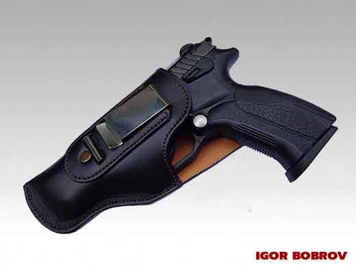 Кобура для скрытого ношения за спиной пистолетов GP T11, GP T12